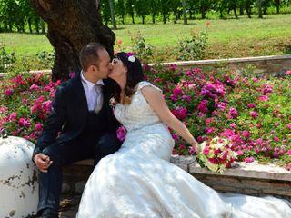 Le nozze di Fabiana e Stefano