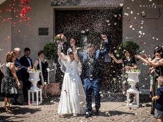 Le nozze di Anna Rita e Cosimo 1