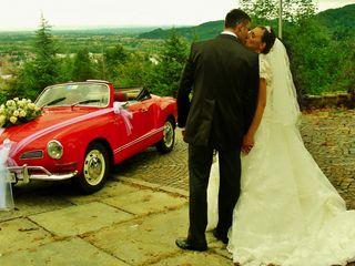Le nozze di Emanuele e Sonia
