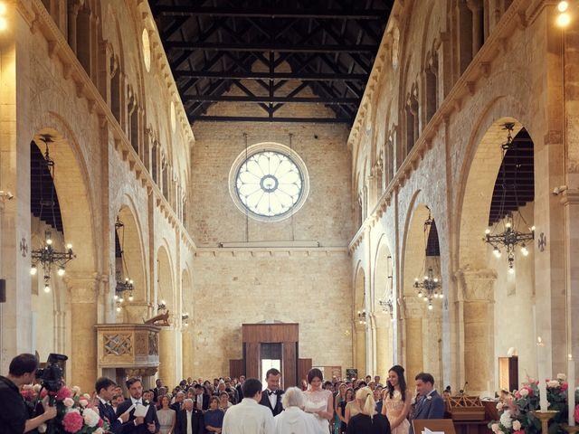 Il matrimonio di Dario e Alisa a Conversano, Bari 54