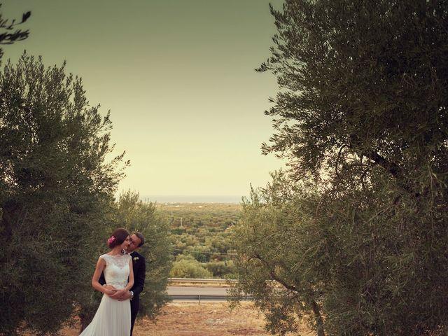Il matrimonio di Dario e Alisa a Conversano, Bari 73