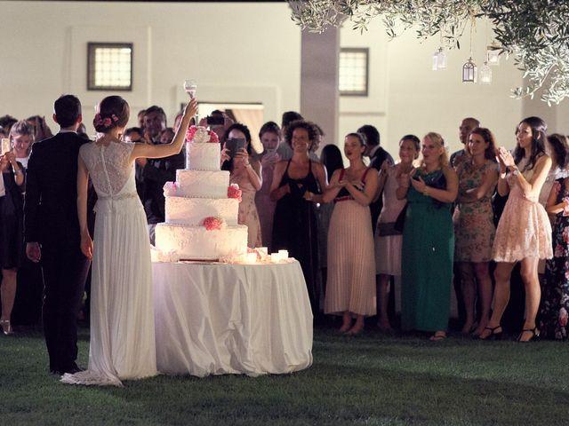 Il matrimonio di Dario e Alisa a Conversano, Bari 110