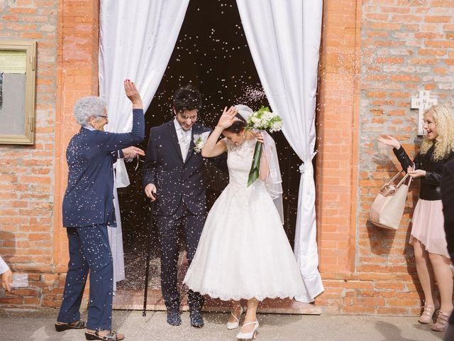 Il matrimonio di Edoardo e Chiara a Ferrara, Ferrara 22