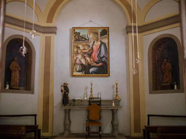 Il matrimonio di Rodrigo e Barbara a Pistoia, Pistoia 2