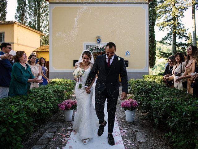 Il matrimonio di Rodrigo e Barbara a Pistoia, Pistoia 51