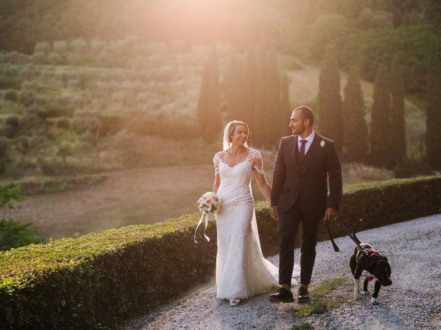 le nozze di Barbara e Rodrigo