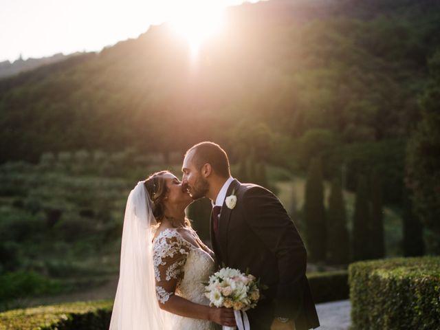 Il matrimonio di Rodrigo e Barbara a Pistoia, Pistoia 1