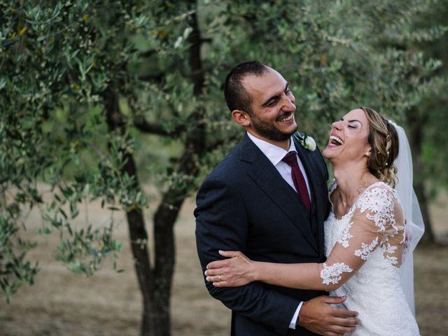 Il matrimonio di Rodrigo e Barbara a Pistoia, Pistoia 66