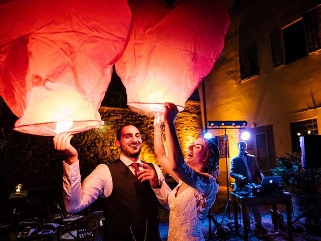 Il matrimonio di Rodrigo e Barbara a Pistoia, Pistoia 93