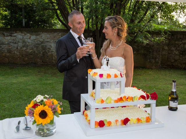Il matrimonio di Carmelo e Elena a Sagrado, Gorizia 3