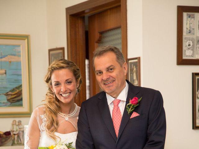 Il matrimonio di Carmelo e Elena a Sagrado, Gorizia 11