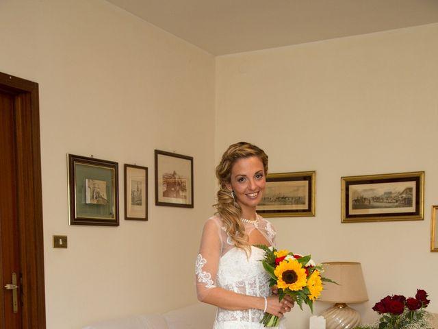 Il matrimonio di Carmelo e Elena a Sagrado, Gorizia 17