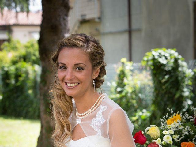 Il matrimonio di Carmelo e Elena a Sagrado, Gorizia 20