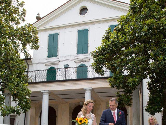 Il matrimonio di Carmelo e Elena a Sagrado, Gorizia 24