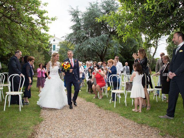 Il matrimonio di Carmelo e Elena a Sagrado, Gorizia 26