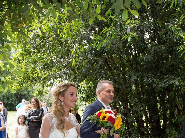 Il matrimonio di Carmelo e Elena a Sagrado, Gorizia 27