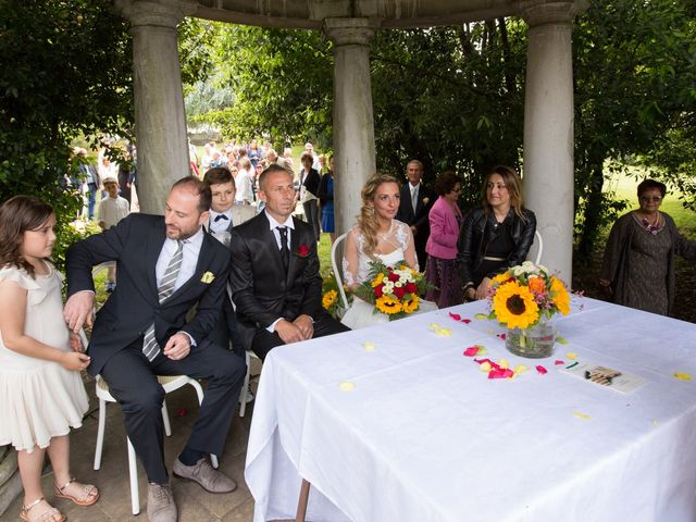 Il matrimonio di Carmelo e Elena a Sagrado, Gorizia 29