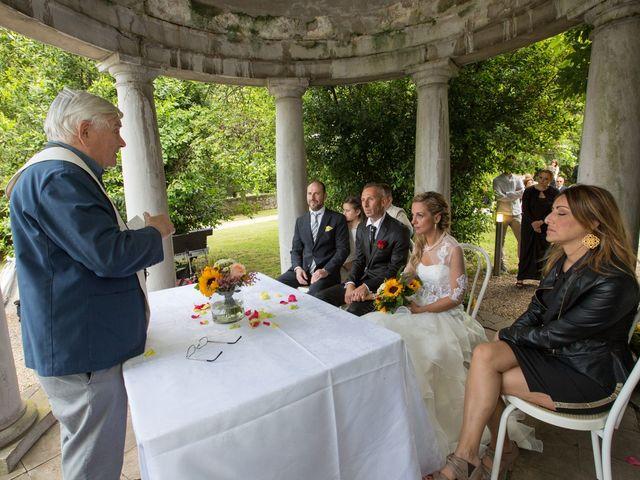 Il matrimonio di Carmelo e Elena a Sagrado, Gorizia 30
