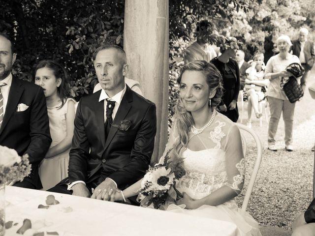 Il matrimonio di Carmelo e Elena a Sagrado, Gorizia 31