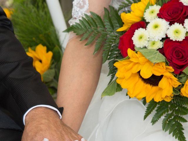 Il matrimonio di Carmelo e Elena a Sagrado, Gorizia 32