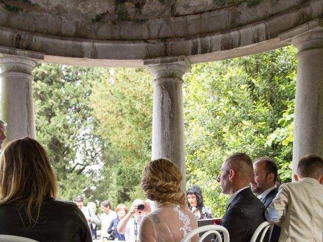 Il matrimonio di Carmelo e Elena a Sagrado, Gorizia 33