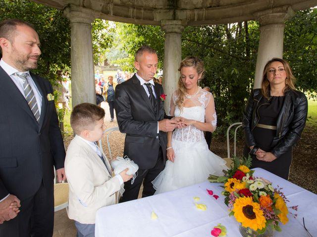 Il matrimonio di Carmelo e Elena a Sagrado, Gorizia 34