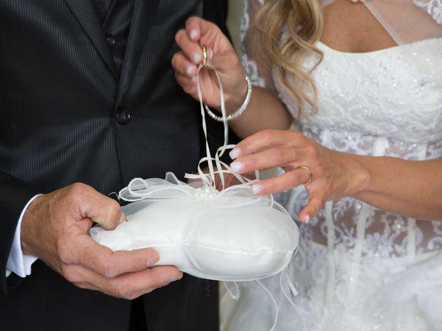Il matrimonio di Carmelo e Elena a Sagrado, Gorizia 36