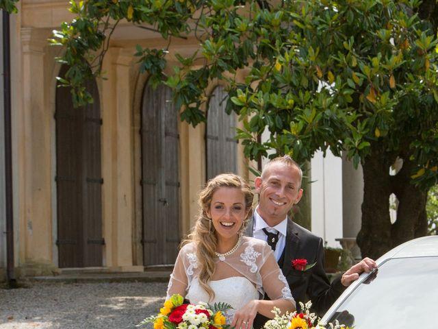 Il matrimonio di Carmelo e Elena a Sagrado, Gorizia 38