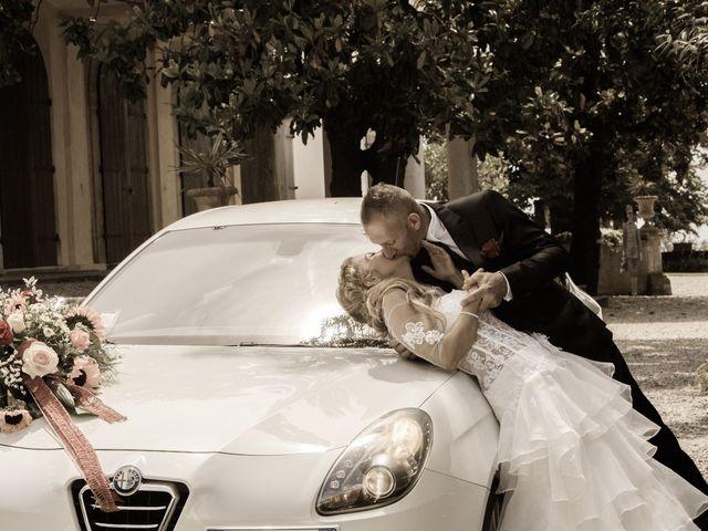 Il matrimonio di Carmelo e Elena a Sagrado, Gorizia 39