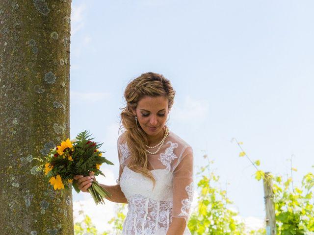 Il matrimonio di Carmelo e Elena a Sagrado, Gorizia 46