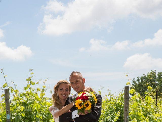 Il matrimonio di Carmelo e Elena a Sagrado, Gorizia 48