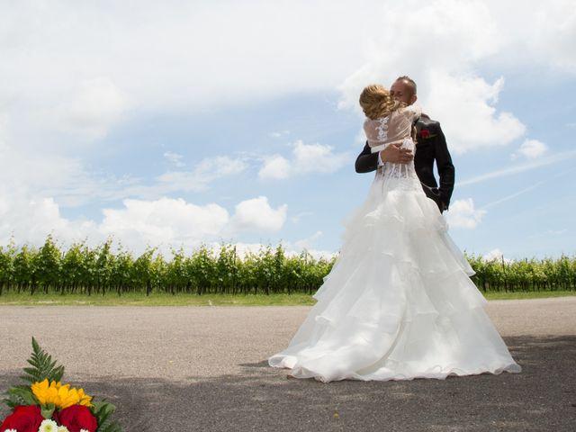 Il matrimonio di Carmelo e Elena a Sagrado, Gorizia 53