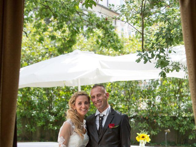 Il matrimonio di Carmelo e Elena a Sagrado, Gorizia 55