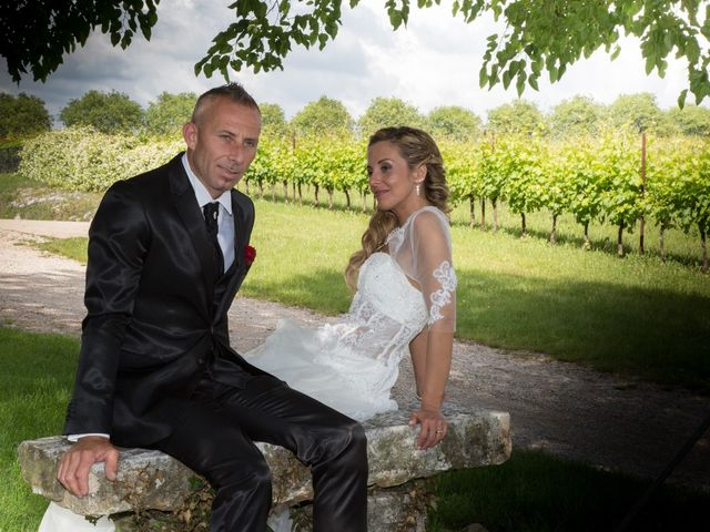 Il matrimonio di Carmelo e Elena a Sagrado, Gorizia 61