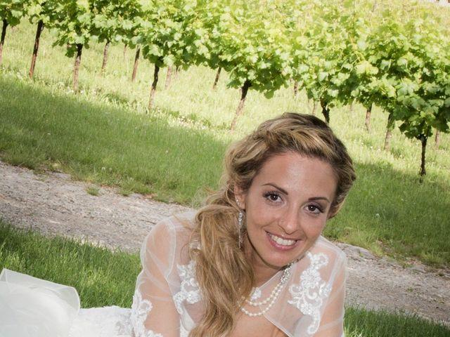 Il matrimonio di Carmelo e Elena a Sagrado, Gorizia 65