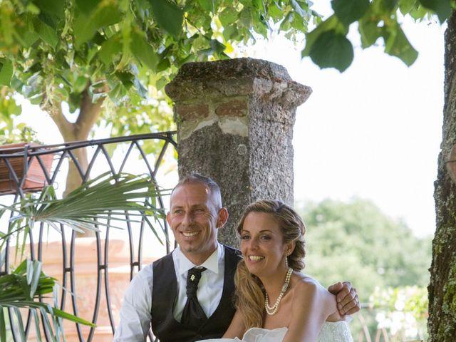Il matrimonio di Carmelo e Elena a Sagrado, Gorizia 74