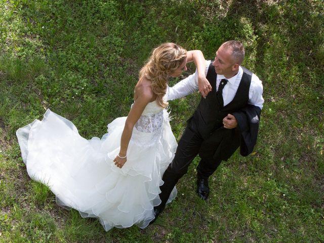 Il matrimonio di Carmelo e Elena a Sagrado, Gorizia 77