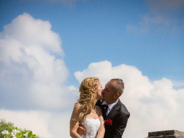 Il matrimonio di Carmelo e Elena a Sagrado, Gorizia 81
