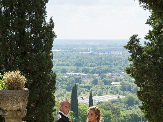 Il matrimonio di Carmelo e Elena a Sagrado, Gorizia 88