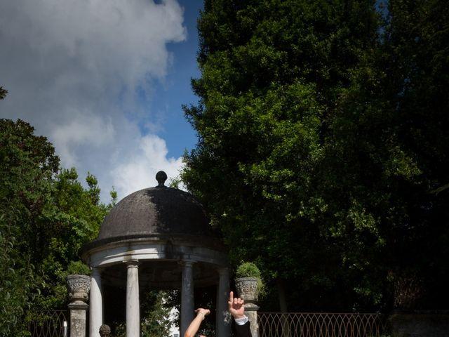 Il matrimonio di Carmelo e Elena a Sagrado, Gorizia 90