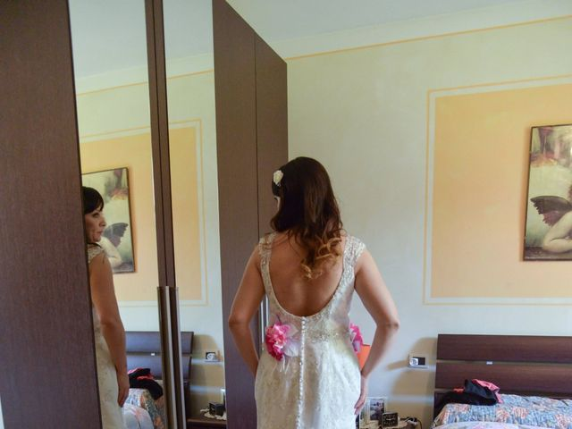 Il matrimonio di Stefano e Fabiana a Pozzolengo, Brescia 5