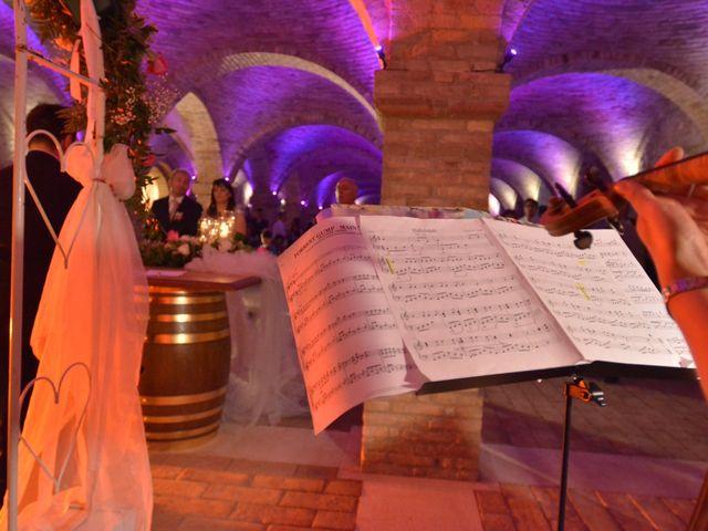 Il matrimonio di Stefano e Fabiana a Pozzolengo, Brescia 12