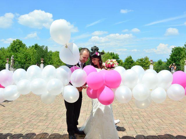 Il matrimonio di Stefano e Fabiana a Pozzolengo, Brescia 16