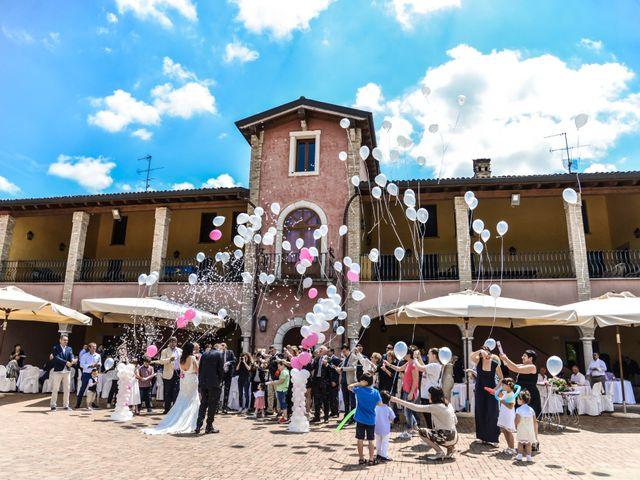 Il matrimonio di Stefano e Fabiana a Pozzolengo, Brescia 17