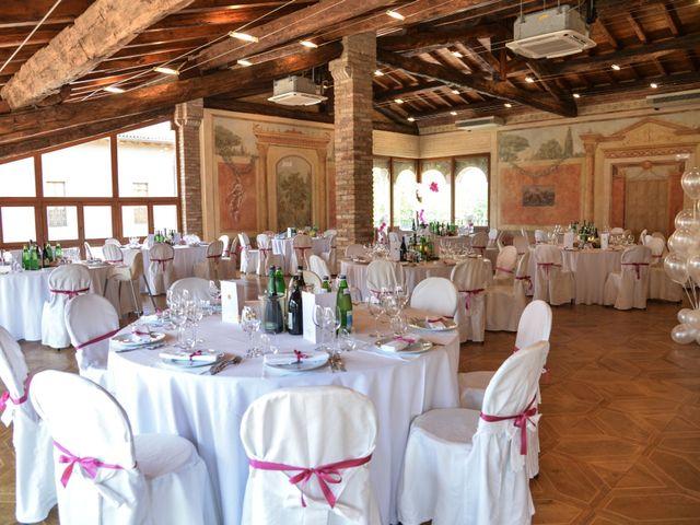 Il matrimonio di Stefano e Fabiana a Pozzolengo, Brescia 18