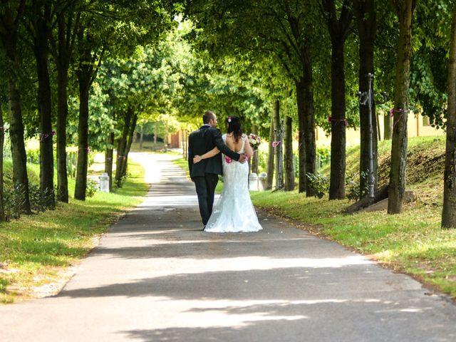 Il matrimonio di Stefano e Fabiana a Pozzolengo, Brescia 19