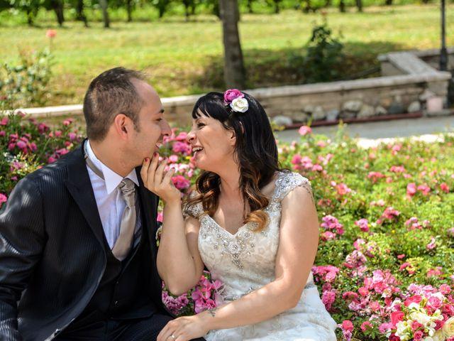 Il matrimonio di Stefano e Fabiana a Pozzolengo, Brescia 22