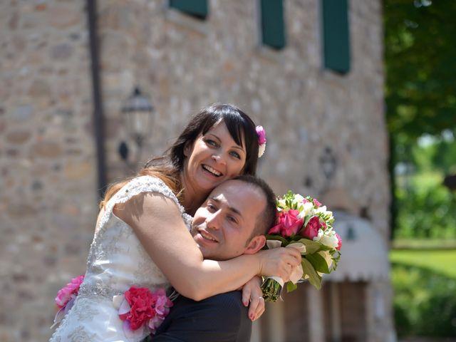 Il matrimonio di Stefano e Fabiana a Pozzolengo, Brescia 24