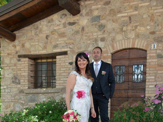 Il matrimonio di Stefano e Fabiana a Pozzolengo, Brescia 25