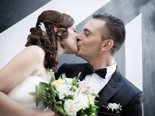 le nozze di Daniela e Tony